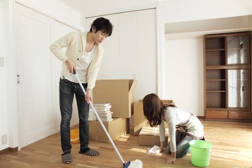 引越し 掃除