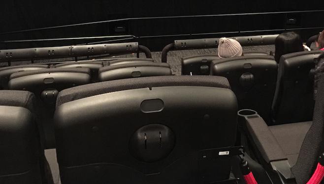 映画館座席オススメ